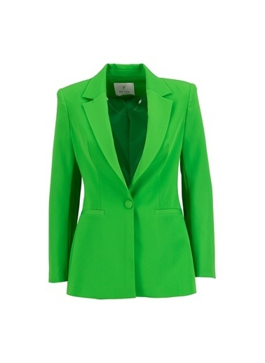 Setre Yeşil Blazer Ceket Pantolon Takım Yeşil